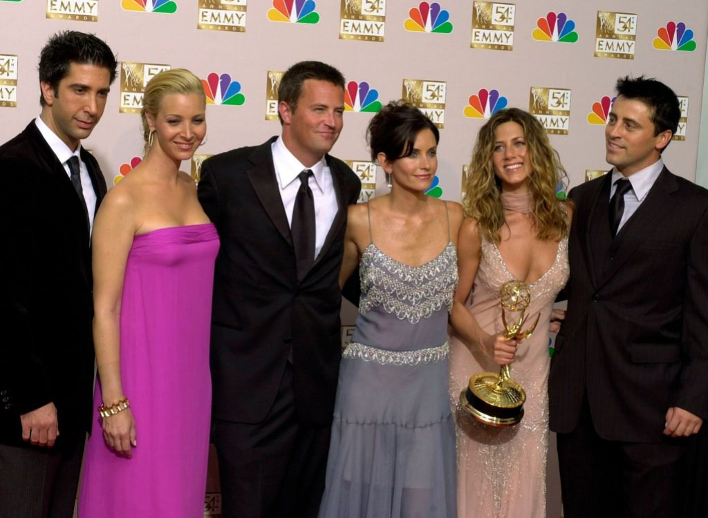 IT: Jen Aniston Is 'Really Emotional' Filming 'Friends' Reunion Special: They're 'Having a Blast'