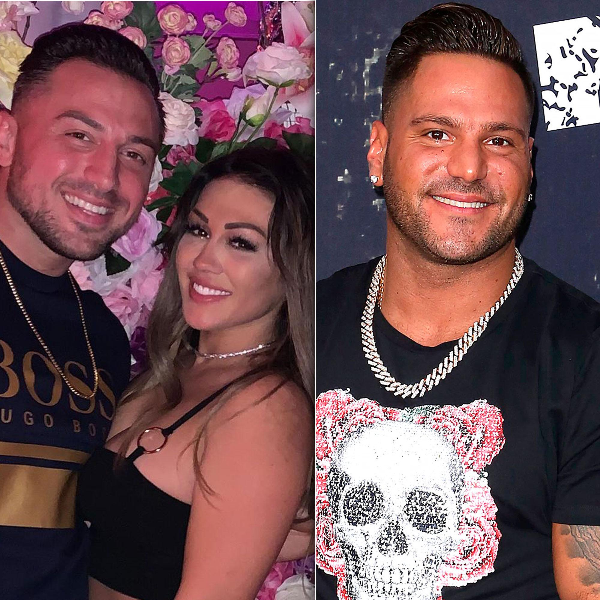 Jen Harley's Boyfriend Joe Wants Ronnie Fired From 'Jersey Shore'