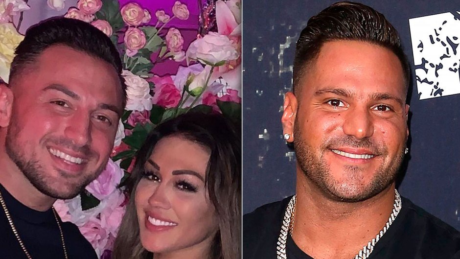 Jen Harley's Boyfriend Joe Shares Petition to Have Ronnie Fired From 'Jersey Shore'