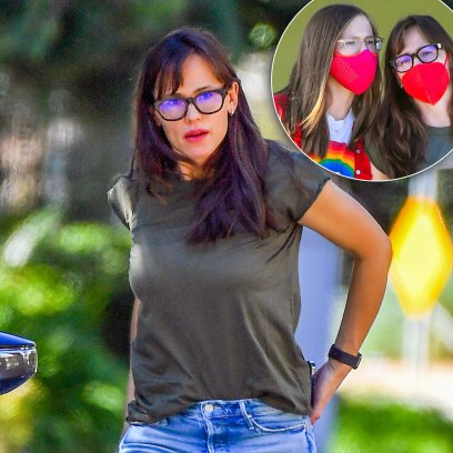Jennifer Garner and Her Lookalike Daughter Violet Are Twinning on Mother-Daughter Outing
