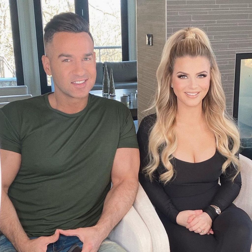 Jersey Shore's Mike and Lauren Sorrentino Have '3' Options for Baby No. 1's Name