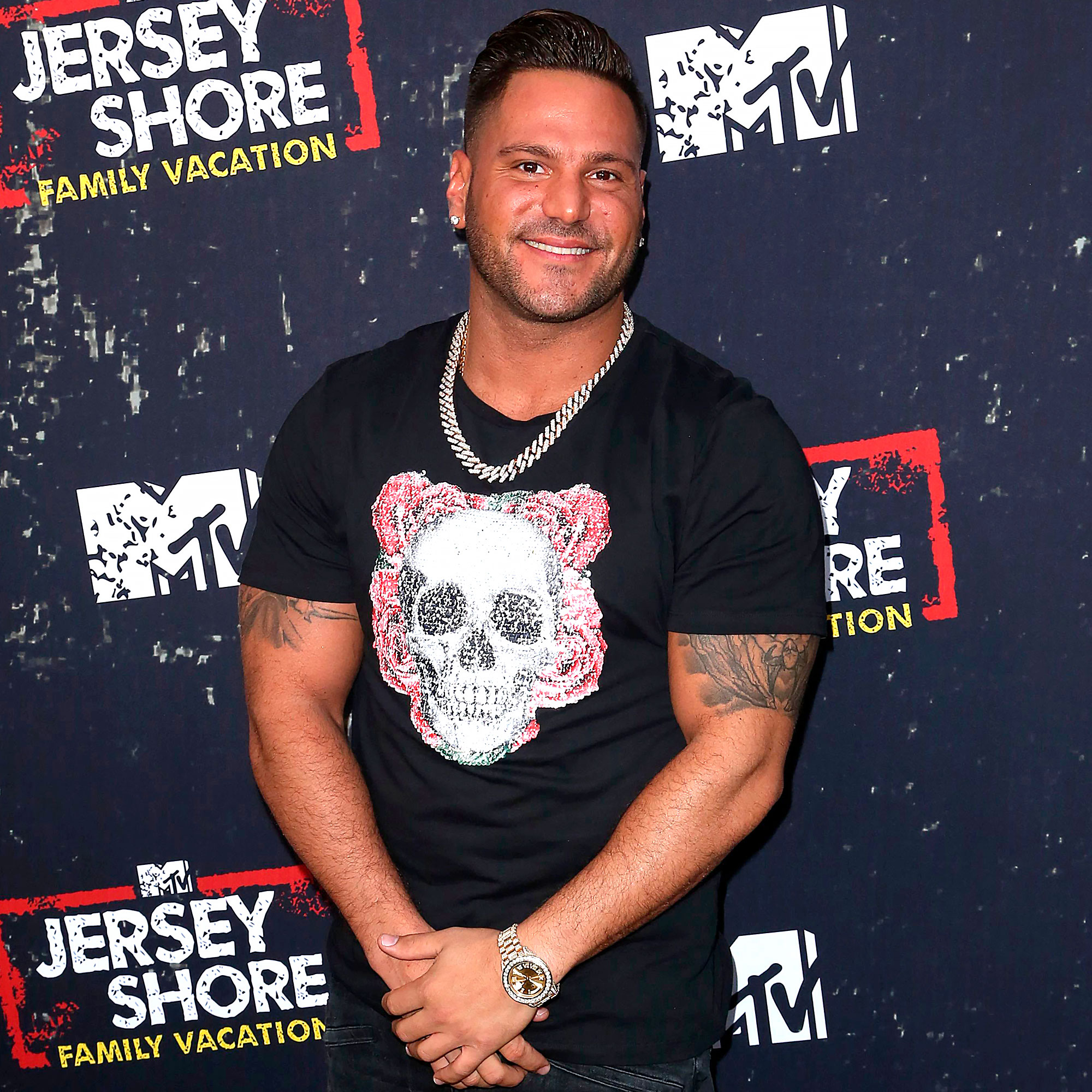 Jersey Shores Ronnie Ortiz-Magro Speaks Out After Domestic Violence Arrest
