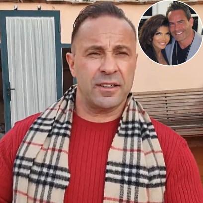 Joe Giudice on Teresa's New BF: 'He's a Decent Guy'
