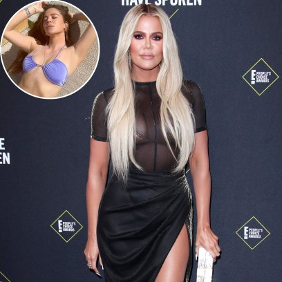 Khloe Kardashian Posts About Making Best It After Unedited Photo Leak