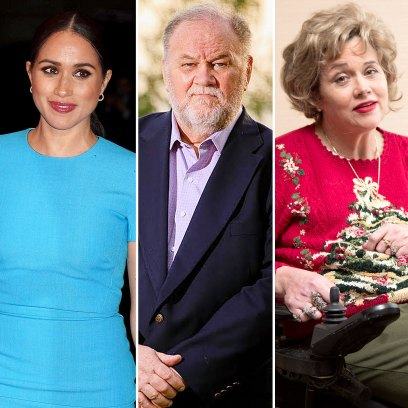 Meghan Markle Learned Its Best Not Engage With Dad Sister