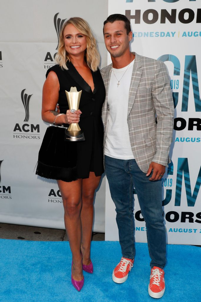 Miranda Lambert, Brendan McLoughlin ACM Awards 2019
