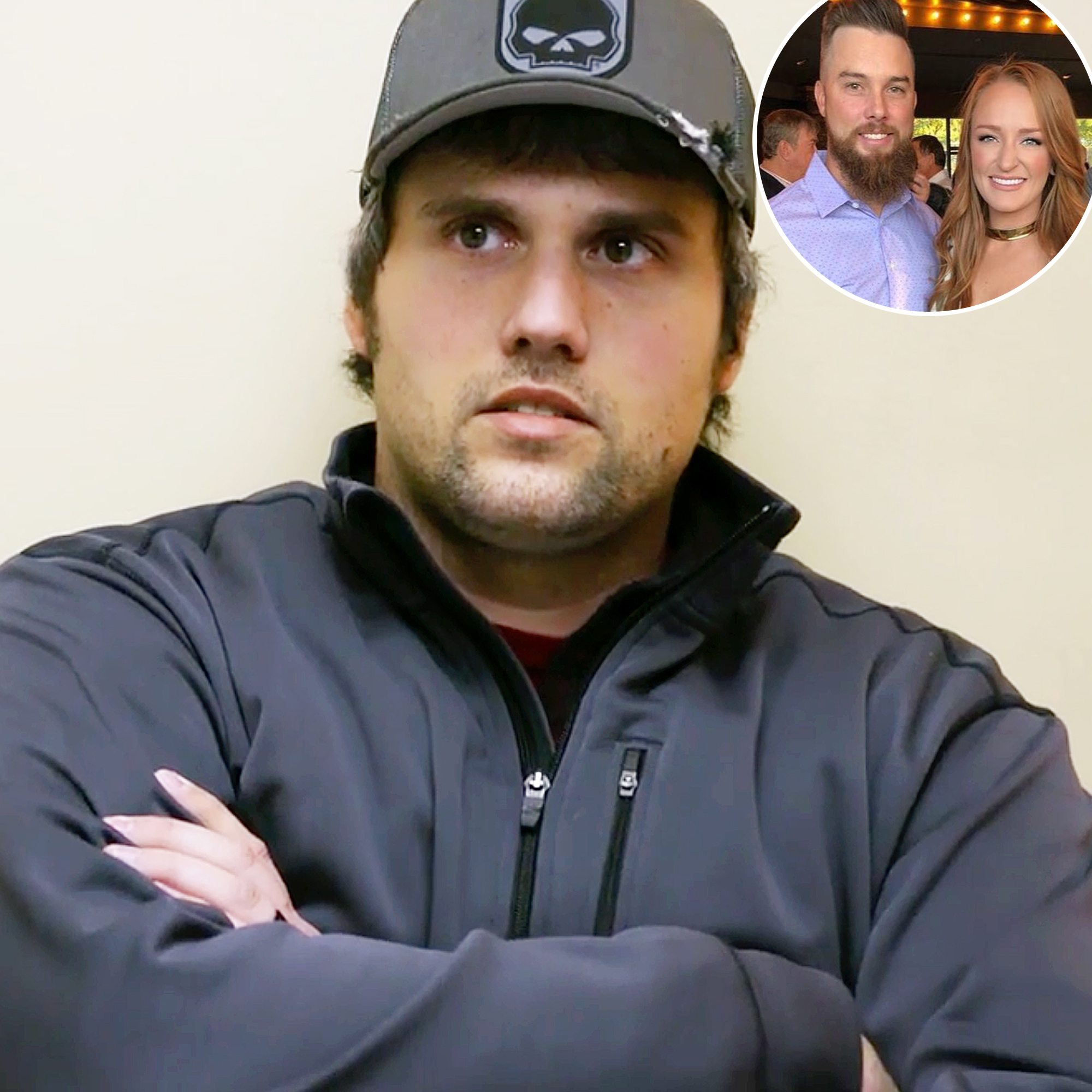 Ryan Edwards Fires Back at Maci Bookout's Husband Taylor After Explosive 'TMOG' Reunion: He's a 'Punk'