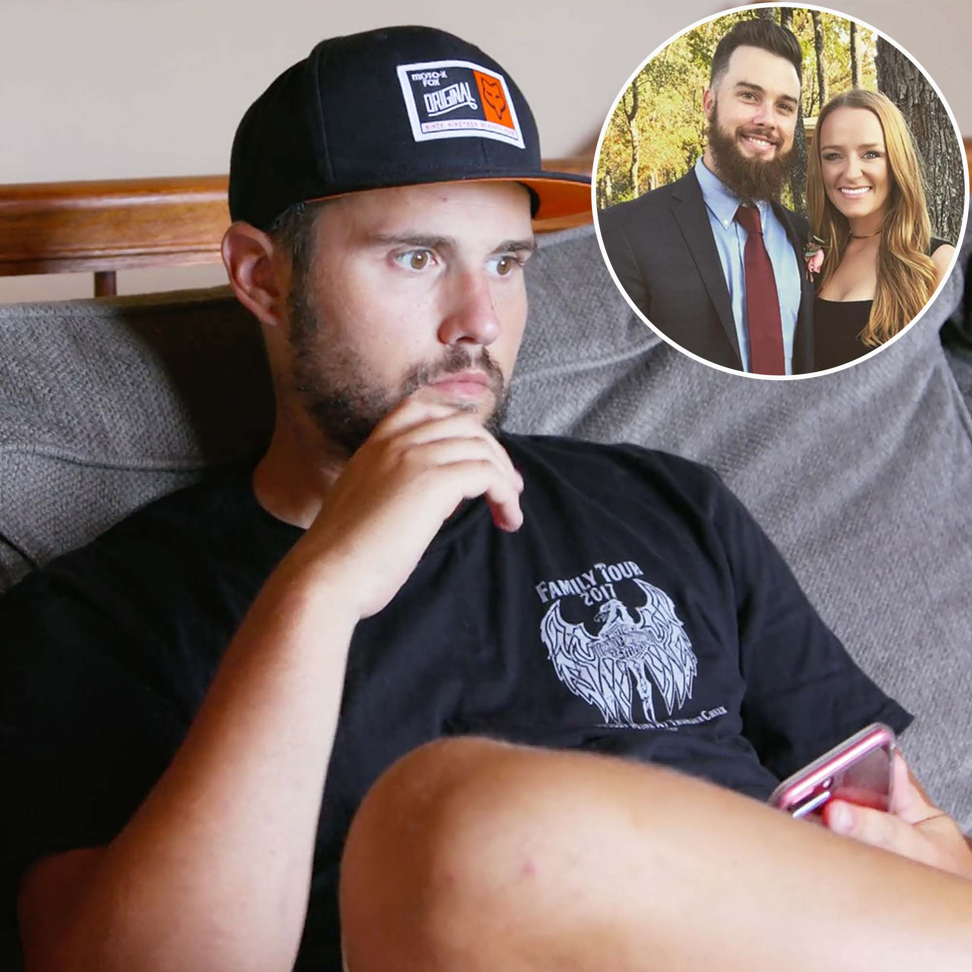 Ryan Edwards Fires Back Maci Bookouts Husband Taylor After Explosive TMOG Reunion He's Punk