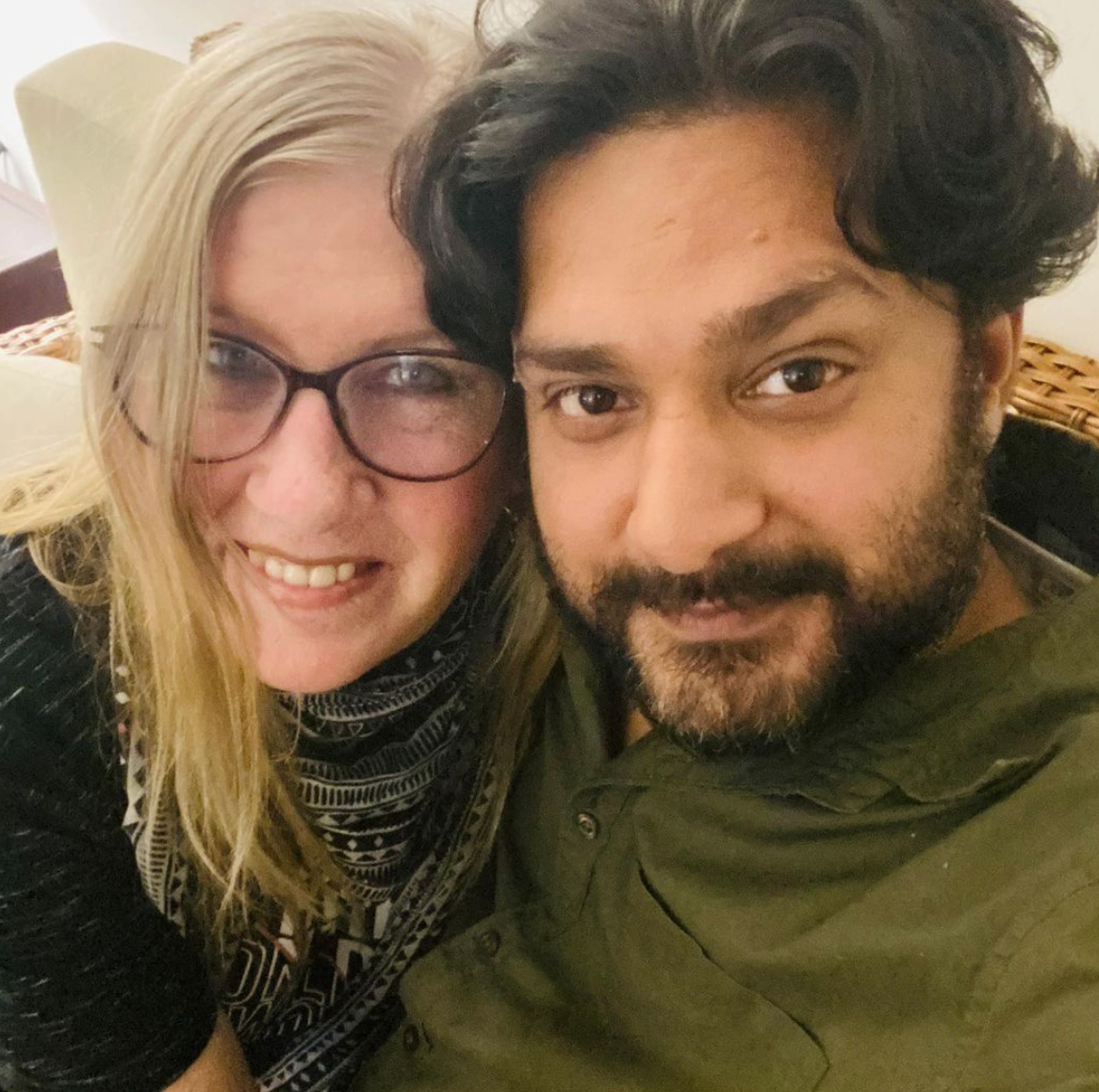90 Day Fiance's Jenny and Sumit COVID-19