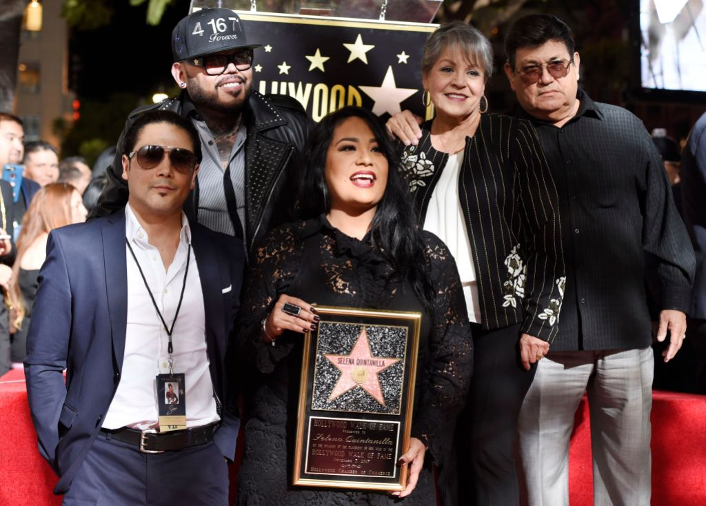 Selena Quintanilla's Family Honors Her 26 Years After Death