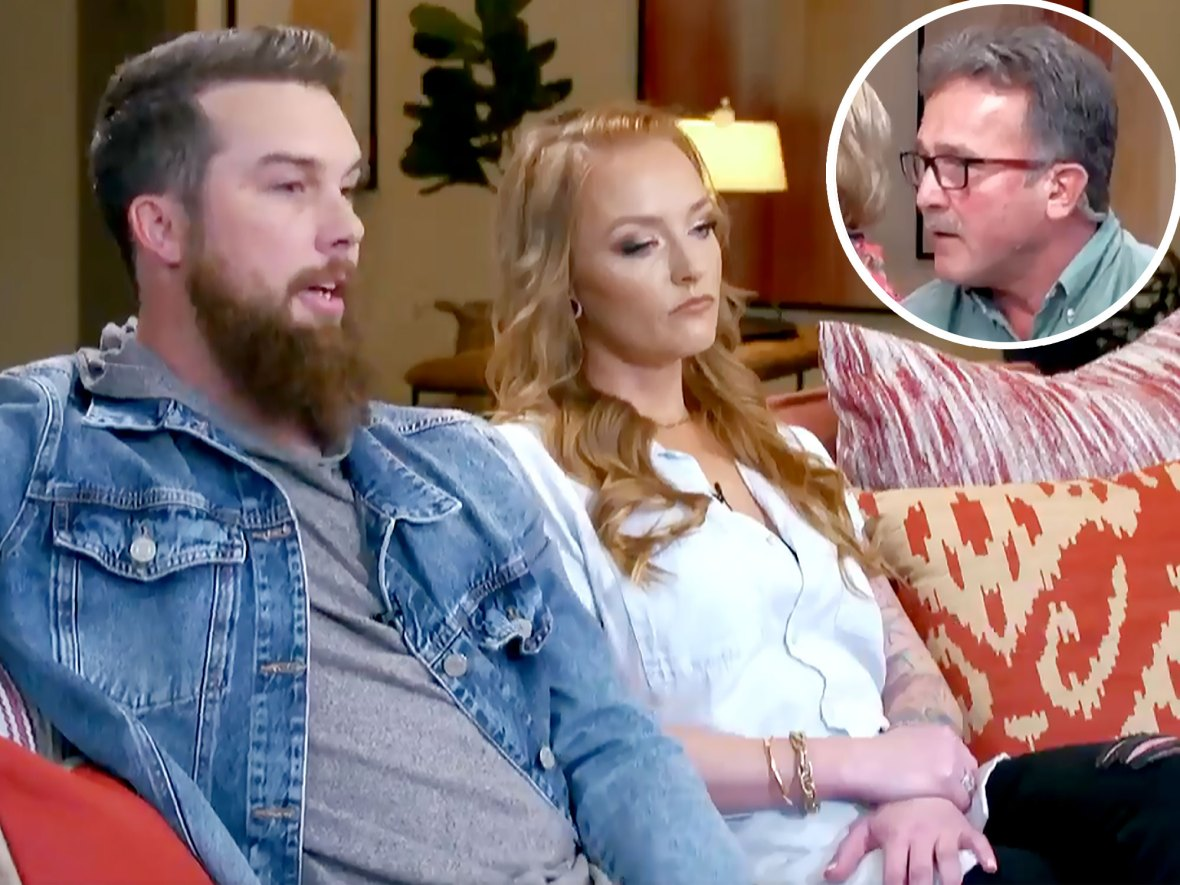 Taylor McKinney Blasts Ryan Edwards Dad Amid Visitation Drama Tense TMOG Reunion Teaser