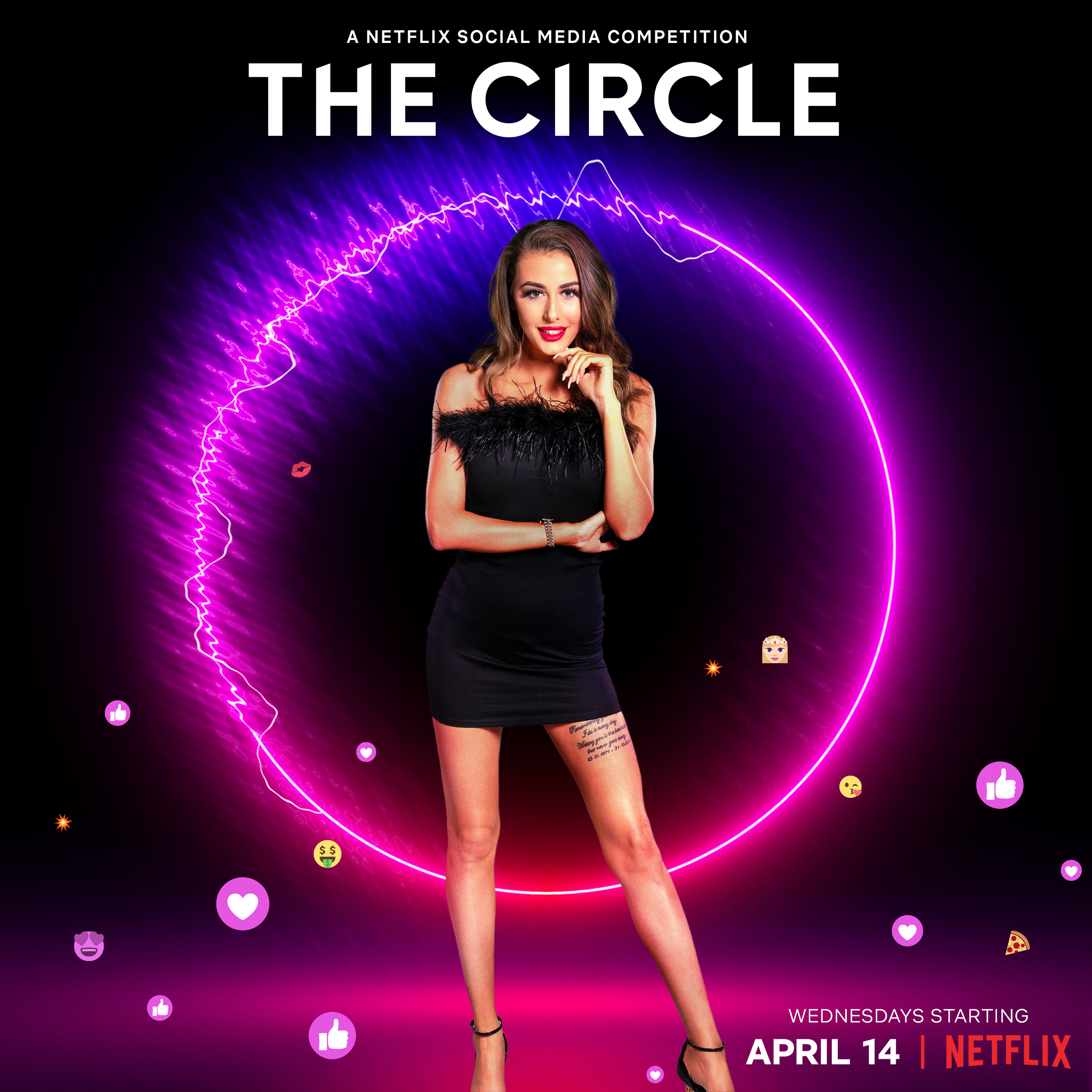 The Circle' Contestants Season 2: Cast Photos and More