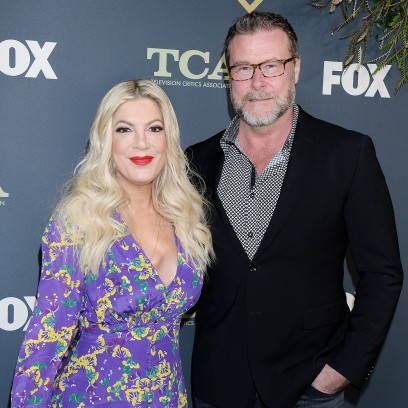 Is Tori Spelling Pregnant? Teases Baby No. 6 With Dean McDermott