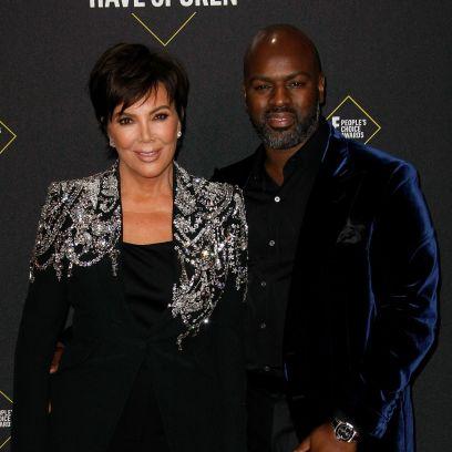 Kris Jenner Says Boyfriend Corey Gamble Is 'Horny' on 'KUWTK'