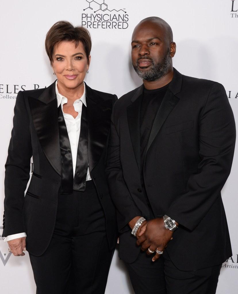 Kris Jenner Says Boyfriend Corey Gamble Is Horny