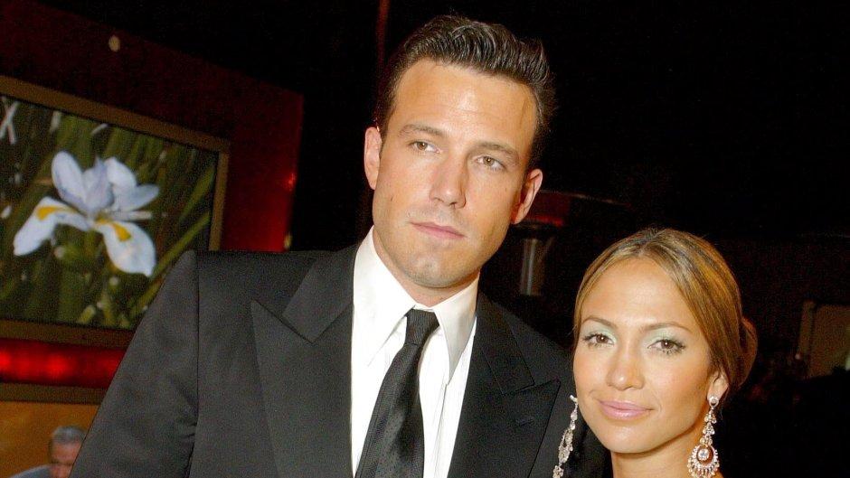 Ben Affleck and Jennifer Lopez Relationship Timeline
