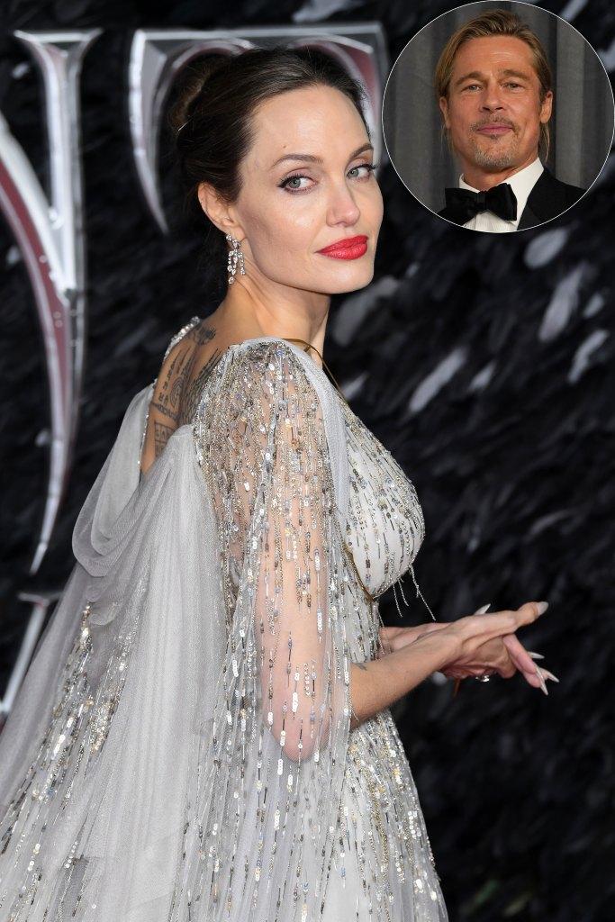 Angelina Jolie Recalls Feeling 'Broken' Amid Brad Pitt Custody Battle: 'I Felt a Little Beaten Up'