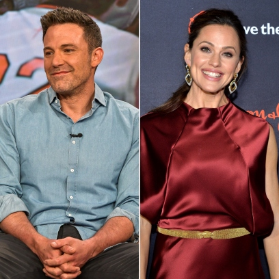 Ben Affleck Wishes Jennifer Garner a Happy Mother's Day 2021