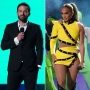 Ben Affleck and J. Lo at Vax Live Concert After Hang Out