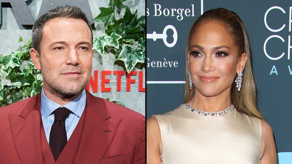 Ben Affleck and Jennifer Lopez Are Back Together