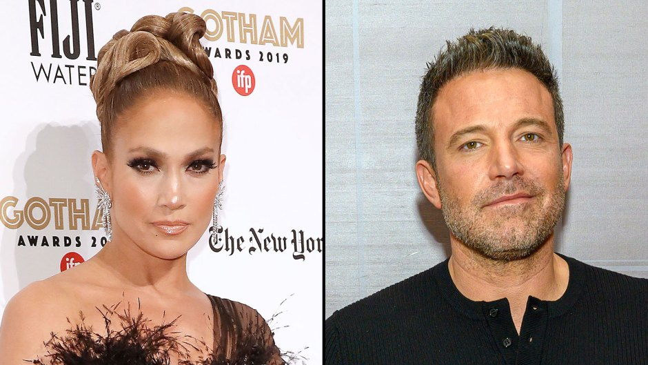 Ben Affleck and Jennifer Lopez Get Cozy at her Florida Home 5