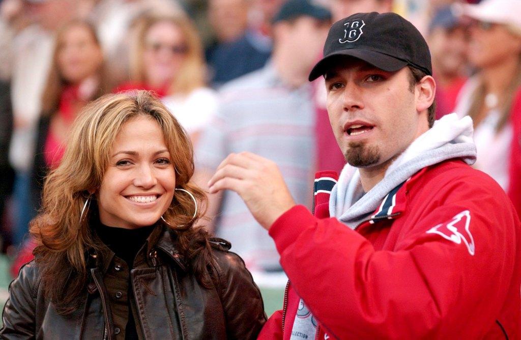 Boston Red Sox Show Love Jennifer Lopez Amid Ben Affleck Romance