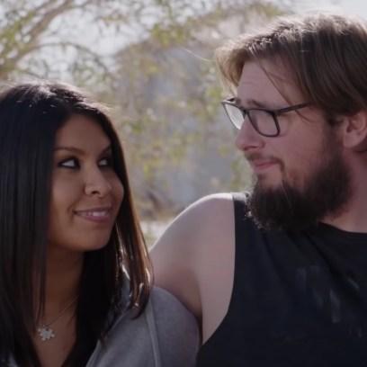 Colt Johnson and Vanessa Guerra