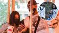Kourtney Kardashian Travis Barker Take Kids to Disneyland Photos