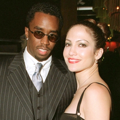 Diddy Shares Throwback Photo Of Him Jennifer Lopez