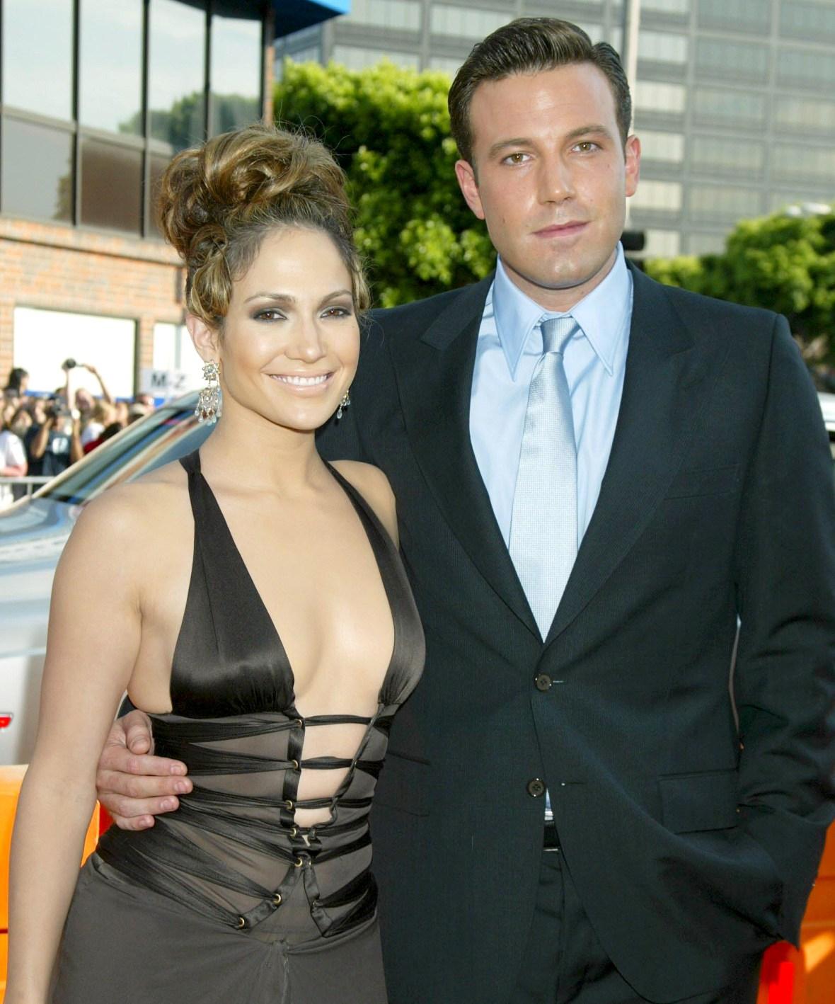 Diddy Shares Throwback Photo Of Him Jennifer Lopez Ben Affleck