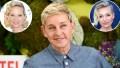 Ellen DeGeneres Dating History