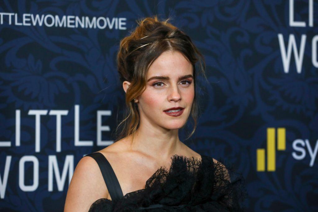Emma Watson Shuts Down Rumors She's Engaged to Boyfriend Leo Robinton: 'I Promise I'll Share It'