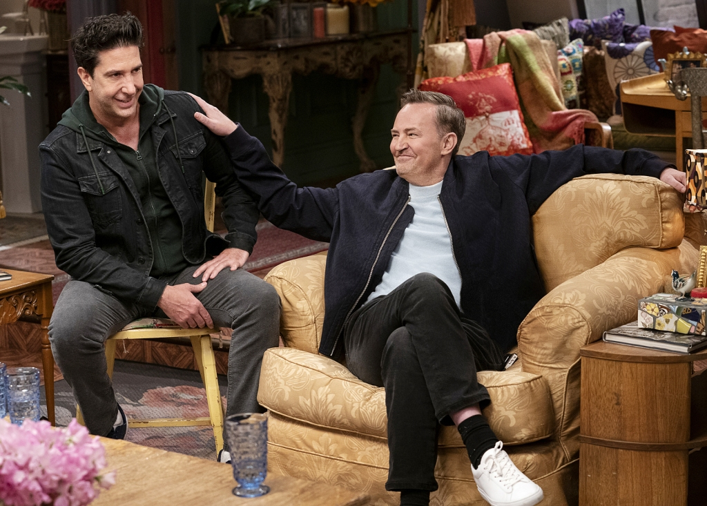 'Friends' Producer Kevin Bright Thinks Matthew Perry's Health Is 'Stronger and Better' After Reunion Special