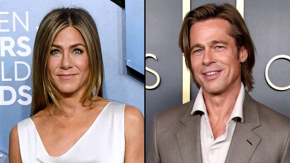Jennifer Aniston Gushes Over Wonderful Ex Brad Pitt in New Interview 2
