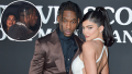 Kylie Jenner and Ex Travis Scott Look Cozy While Partying in Miami for His Birthday