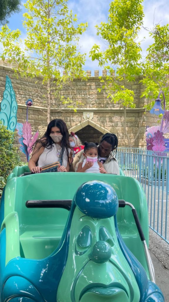 Kylie Jenner and Travis Scott 'Are Giving Their Relationship Another Shot': 'It's Very Chill'