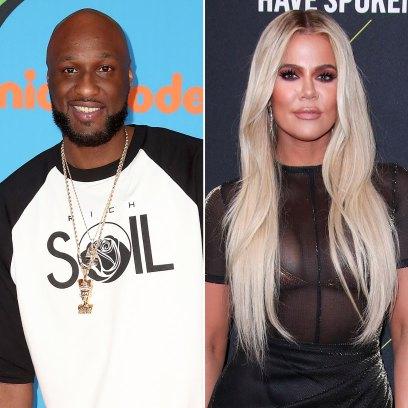 Lamar Odom No Longer on Speaking Terms With Ex-Wife Khloe Kardashian