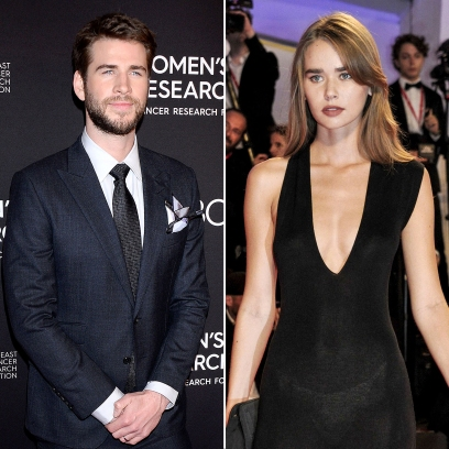 Liam Hemsworth Gabriella Brooks Pose in Rare Pic Together For Her Birthday
