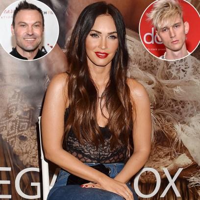 Megan Fox's Dating History