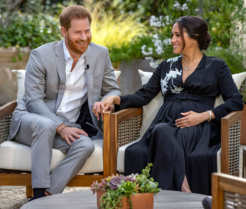 Prince Harry and Meghan Markle Interview