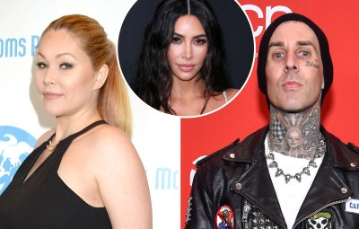 Shanna Moaklers Claim About Travis Barker Cheating Her With Kim Kardashian Is Not True