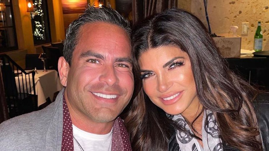 Teresa Giudice Feels Like Luckiest Girl With BF Luis Shes Crazy Love