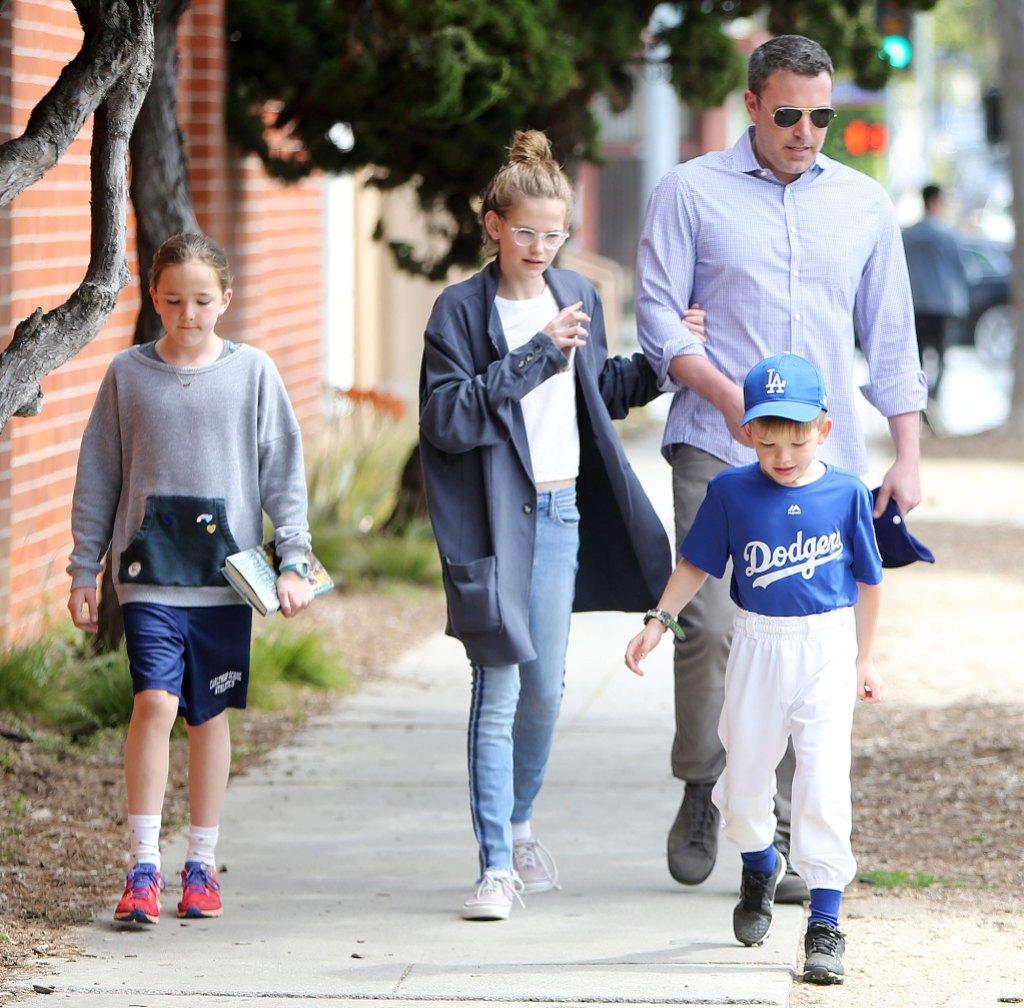 Who Are Ben Affleck and Jennifer Garner 3 Kids 2