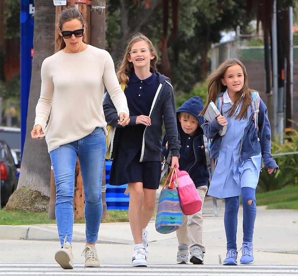Who Are Ben Affleck and Jennifer Garner 3 Kids 3