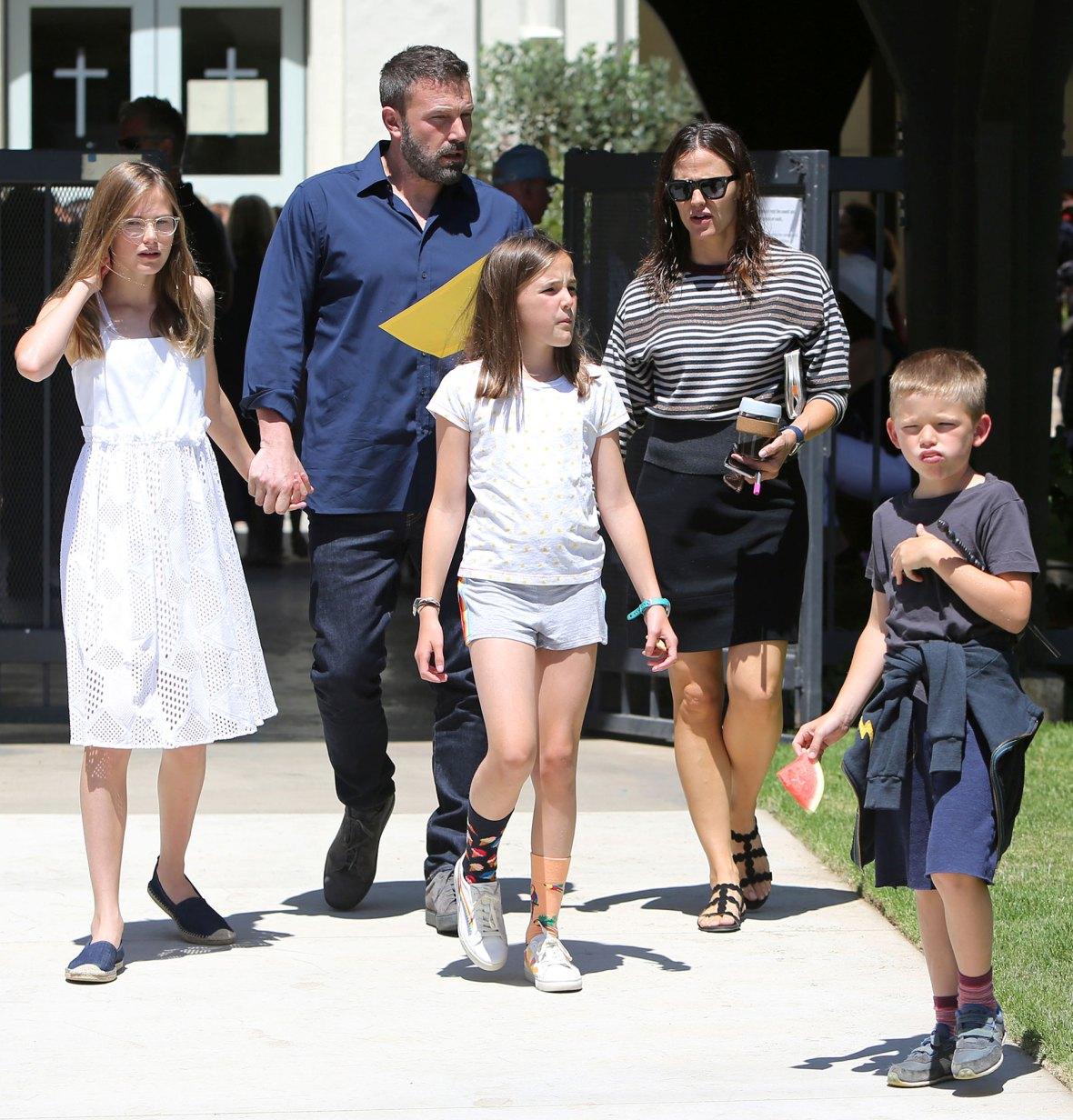 Who Are Ben Affleck and Jennifer Garner 3 Kids