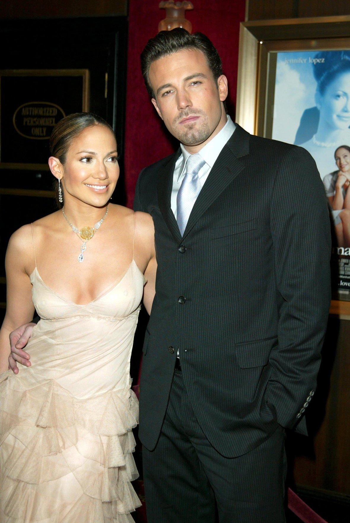 Jennifer Lopez Dating History Ben Affleck