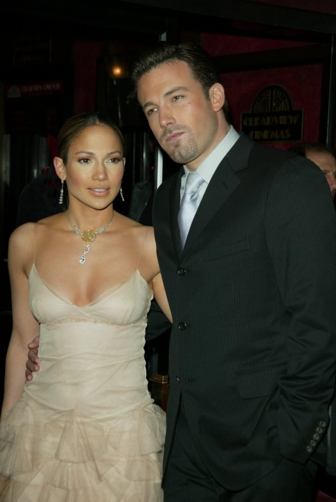Ben Affleck and Jennifer Lopez's Cutest Photos 8