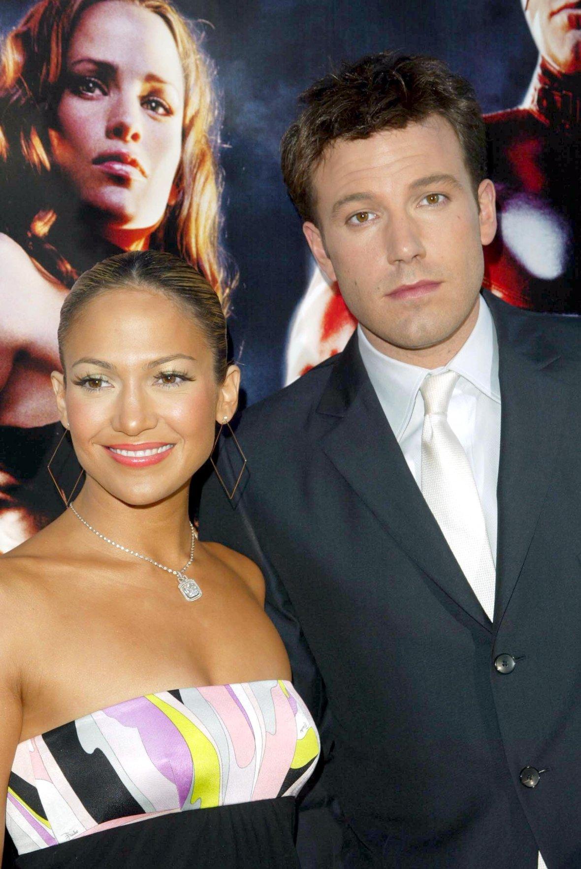 Ben Affleck and Jennifer Lopez's Cutest Photos 5