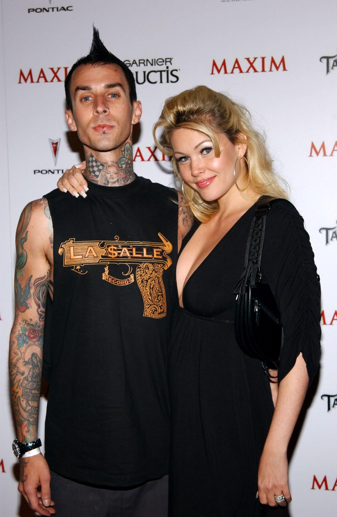Travis and Ex Shanna