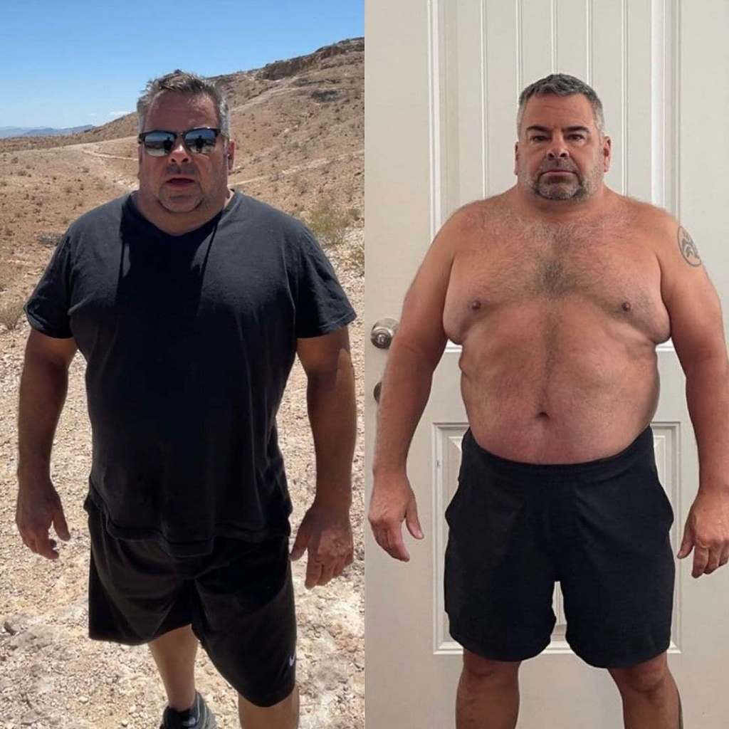 90 day fiance big ed weight loss before after